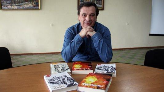 Три секрети письменника Олега Бондаря