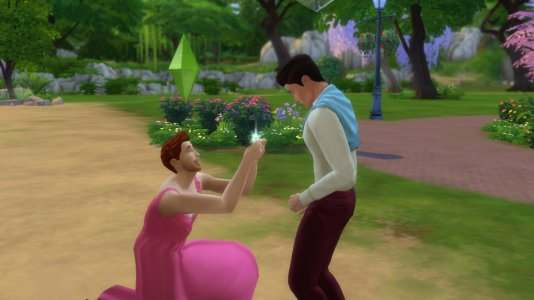 Різнокольоровий світ електронних розваг або Візьму ЛГБТ-героя в свої руки