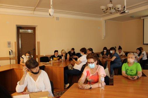 Громадські активісти зі сходу України знайомилися з досвідом роботи міськради Кропивницького