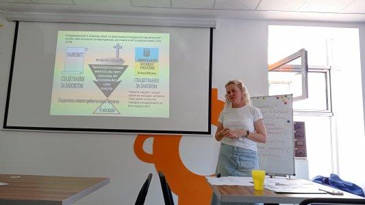 Ірина Новицька: «Нотаріальна діяльність не про прибуток чи бізнес, це покликання»