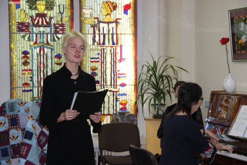 У Кропивницькому розповіли про родину земляків, яка вплинула на світову мистецьку практику