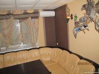 Отдельный кабинет (кожанная мебель)