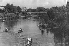 Ингул в Кировограде в советское время