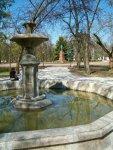 Действующий фонтан