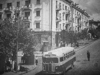 Угол улиц Карла Маркса и Шевченко