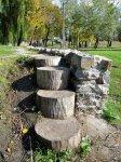 Парк Пушкина - осень. Фото - Анатолий Пугач, http://mikata.io.ua