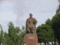 Пам'ятник Богдану Хмельницькому у Кіровограді
