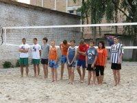 Спортивна школа №3 у Кіровограді - волейбол