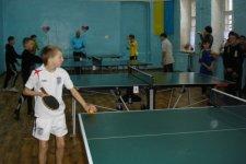 Спортивна школа №3 у Кіровограді - Настільний теніс