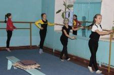 Спортивна школа №3 у Кіровограді - художня гімнастика