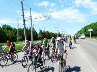 Акція Велодень у Кіровограді