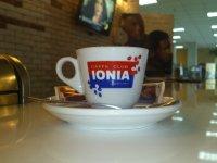 Кофе Иония - в Movie баре в Кировограде