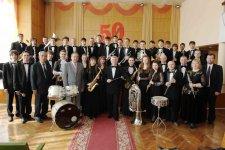Духовий оркестр Кіровоградського музичного училища