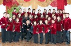 Дитячий хор Зоринка Кіровоградського музичного училища