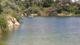 Озеро Камінна Чаша