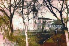 Вигляд палацу на фото 1962 року, фото
